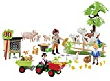 Playmobil Advent Calendar Toy and Country Pony Farm