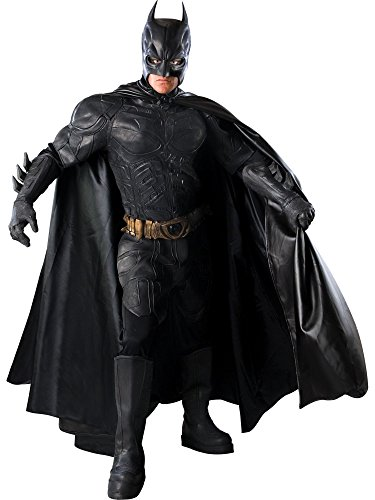 Collectors Costumes Batman Adult Edition (Men's Collector's Edition Grand Heritage Batman Muscle Costume)
