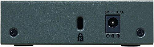 NETGEAR 5-Port Gigabit Unmanaged Desktop, Internet Splitter, Plug-and-Play