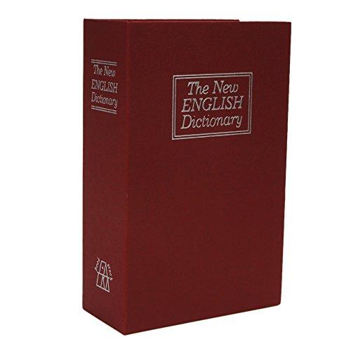 z-ztdm-mini-dictionary-safe-storage-box-with-key-lock-portable-home-metal-diversion-dictionary-money