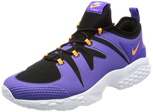 Vuelo Nike Mujeres 13 Zapatos Mid Baloncesto Electro Purple 616298 500