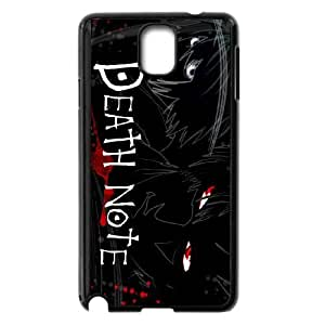 Death Note Samsung Galaxy Note 3 Cell Phone Case Black ycw