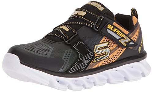 skechers-kids-boys-hypno-flash-loafer-charcoal-gold-3-m-us-little-kid