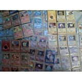 Toy / Game Lot Of Over 100 Pokemon Cards Great Condition Like New [Toy] - For Kids And The Collectors