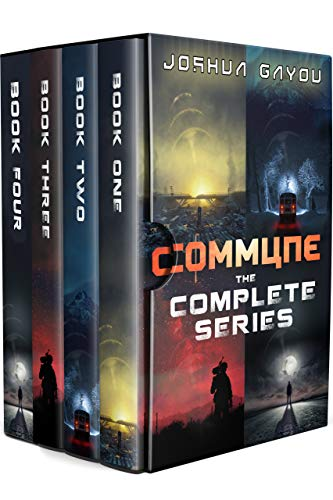 Commune: The Complete Series: A Post-Apocalyptic Survival Box Set (Books 1-4) by [Gayou, Joshua]
