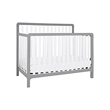 Baby Mod Summit 4 In 1 Convertible Crib, Converts Into A Toddler Bed