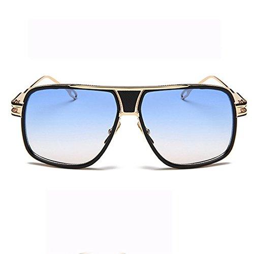 Grande Deportes Gafas De Protección A Viento Sol Sonriendo Caja Prueba Dama Gafas Hombres Gafas Moda Sol Metal Cara De I Redondas Pareja Irregulares Trend Ojos Retro G De Z8q14wR