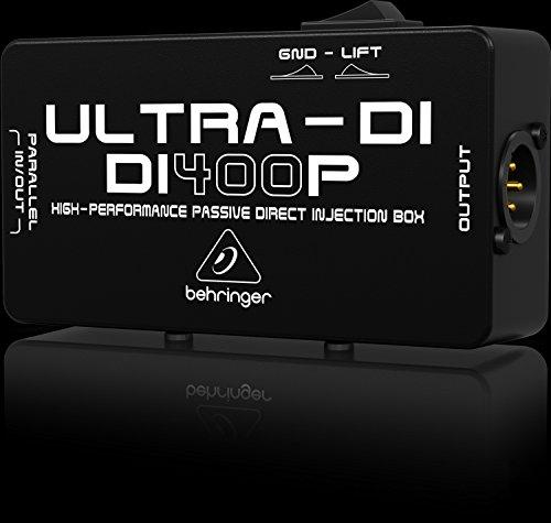 BEHRINGER ULTRA-DI DI400P - Image 5