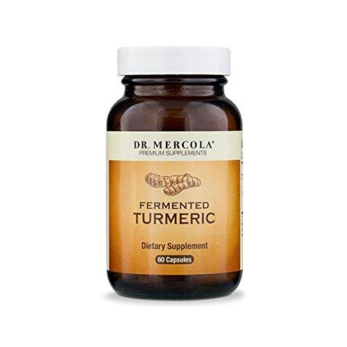 Dr. Mercola Fermented Turmeric – 60 Capsules