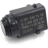 SODIAL Sensor de Aparcamiento de Parachoques Automático de Coche para Mercedes W220 Clase Vito A0015427418