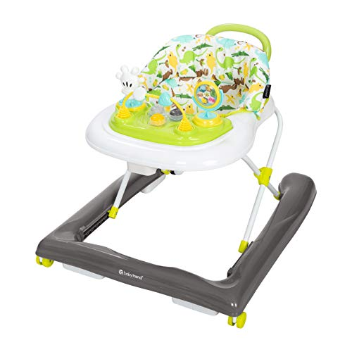 Baby Trend Trend 4.0 Activity Walker, Dino Buddies, Multi