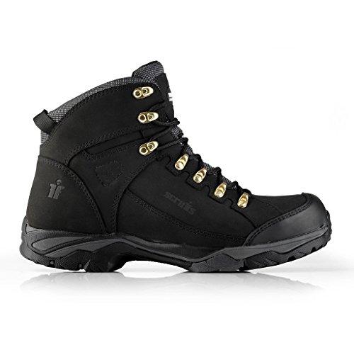 Scruffs Strike nominale di sicurezza Hiker bagagliaio Workwear punta in acciaio incluso punk confezione