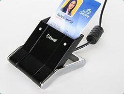 Verifi C500 Premium All Metal Smart Card and CAC Reader