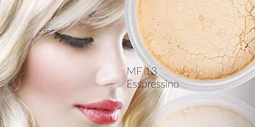 Amazon.com : Itay Mineral Cosmetics Natural Loose Mica Powder Foundation (MF-13 ESSPRESSINO) : Beauty