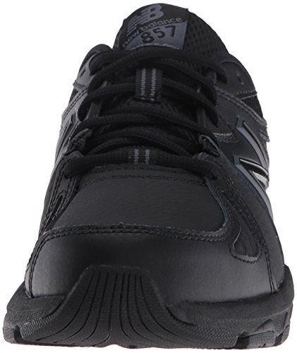 New Balance Damen wx857v2 Casual Komfort Trainingsschuh Schwarz