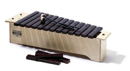 Sonor Global Beat Xylophones Diatonic Soprano, Sx-Gb