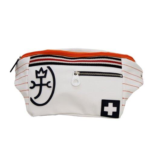 CASTELBAJAC PENSEE Waist Bag 059911 white by JCC