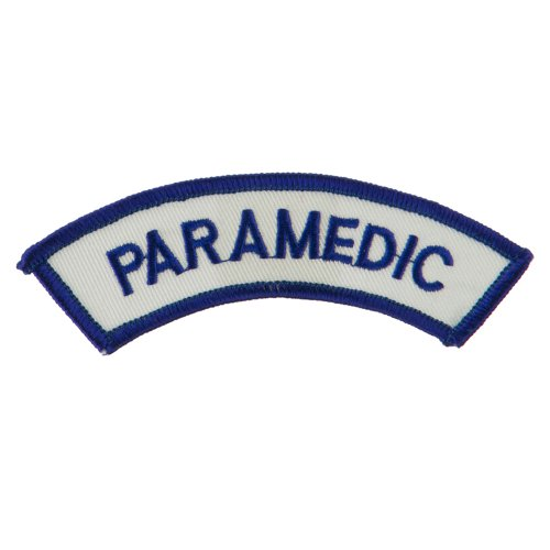 USA Security and Rescue Embroidered Patch - Paramedic OSFM