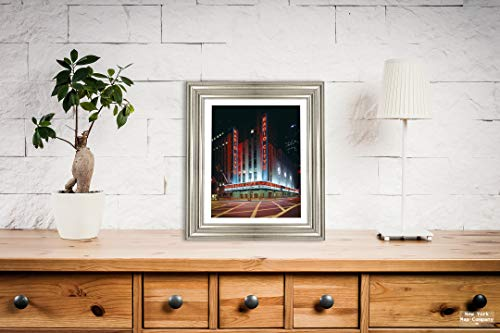 Photos Music Radio City Hall - New York, NY - Photo - Radio City Music Hall, New York, New York- Carol Highsmith |Size: 8x10|Ready to Frame