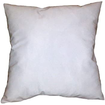 Amazon 40x40 Inch White CottonBlend Zippered Square Throw Unique 28x28 Pillow Cover