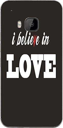 I Believe In Love One M9 Vinyl Decal Sticker - Bruno San 9