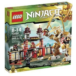 Amazon.com: LEGO (LEGO) Ninjago (Ninja Go) Temple of Light ...