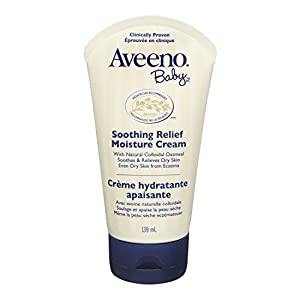 Aveeno Baby Soothing Relief Non Greasy Moisture Cream