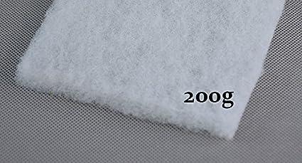 Polsterwatte Vlieswatte Volumenvlies 1,6m breit 100g//m/²