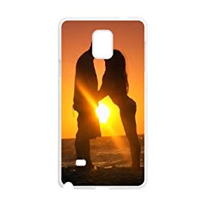 DIY Romantic Phone Case Fit To Samsung Galaxy Note 4 , Good Choice For Your Phone