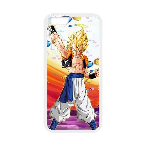 Dragon Ball Z 023 coque iPhone 6 4.7 Inch Housse Blanc téléphone portable couverture de cas coque EOKXLLNCD19853