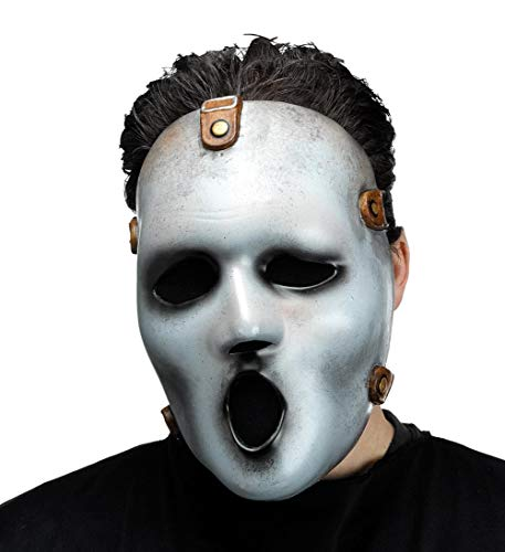 Fun World Men's MTV Scream Adult Mask, white Standard ()