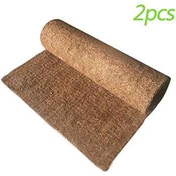 Amazon Com Hamiledyi Reptile Carpet Natural Coconut
