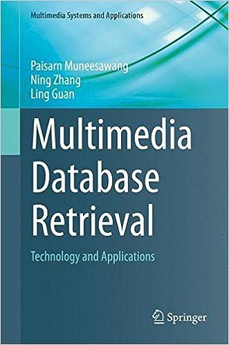 Book Multimedia Database Retrieval: Technology and Applications (Multimedia Systems and Applications)