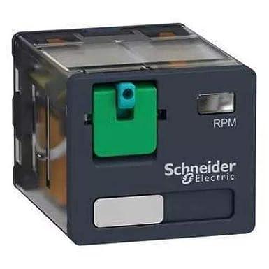Telemecanique Sensors RPM31BD Relé de Potencia Enchufable, Zelio RPM, 3 CA, 24 V CC