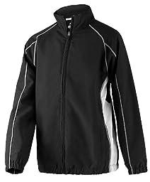 Fila Boy\'s Club House Jacket - Black-M