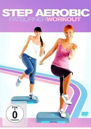 Step Aerobic Fatburner Workout [Reino Unido] [DVD]: Amazon.es ...