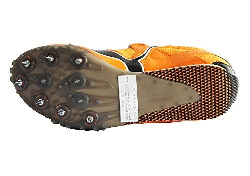 Puma Complete TFX Jump 2Pro Weitsprung Saut à la Perche/18456901couleur: Fluo Orange/Noir/Blanc