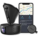 $119 Get Dash Cam, VAVA 1920x1080P@60fps Wi-Fi Car Dash Camera with Sony Night Vision Sensor, Dashboard Camera Recorder with GPS, Parking Mode, G-Sensor, Support 128GB max