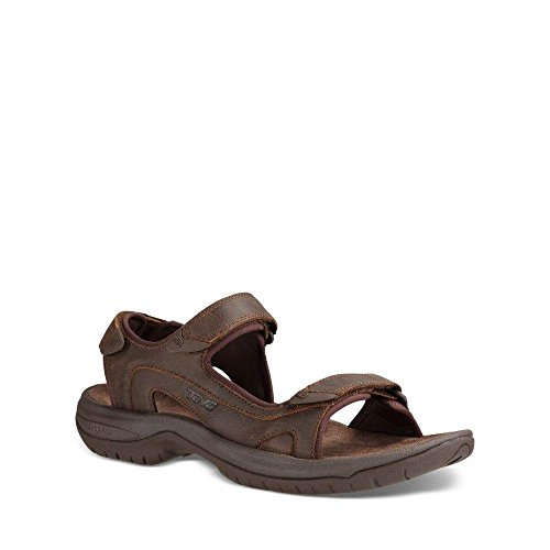 Teva Jetter Lux Sandals Brown