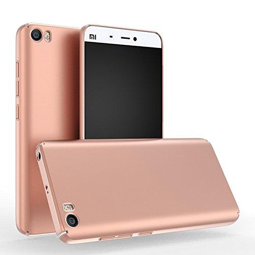 46 opinioni per EIISSION Xiaomi 5 Custodia,Ultra sottile che cade superficie protettiva opaca