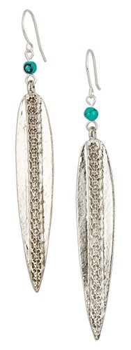 Silver Dagger Earrings SPUNKYsoul Collection