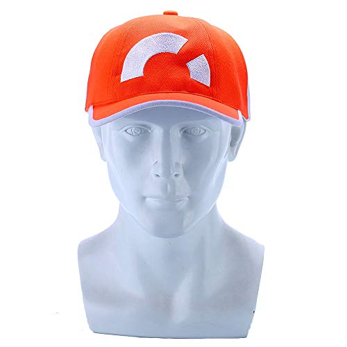 Price comparison product image Shancon Let's Go Eevee Cosplay Hats Embriodery Adjustable Snapback Baseball Caps Adult Unisex