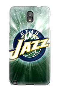8587526K867040112 utah jazz nba basketball (32) NBA Sports & Colleges colorful Note 3 cases