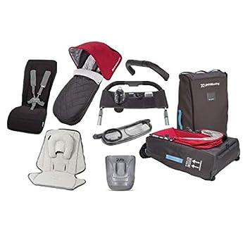 Amazon.com: Uppababy Vista Completa Pack de accesorios: Baby