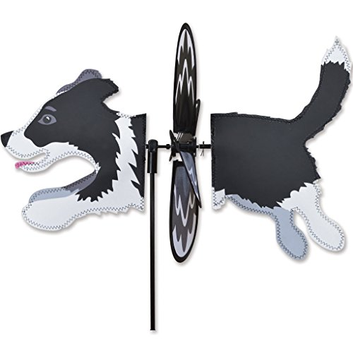 Border Collie Spinner