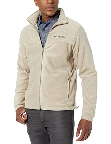 Columbia Men's Steens Mountain Full Zip Fleece 2.0 Jacket,Tusk,Large