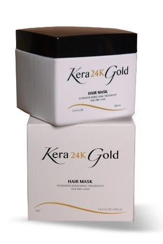 Amazon.com: Hair Mask Treatment for Damaged Hair by kera gold: Beauty