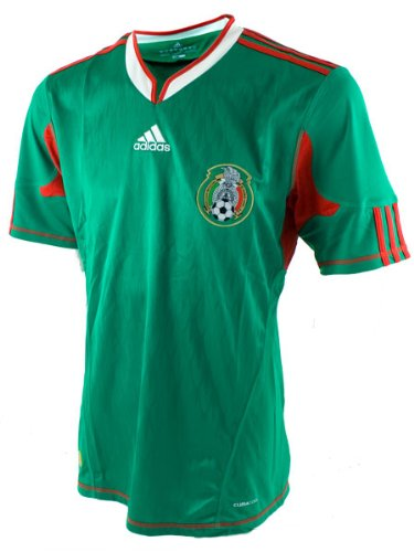adidas Mexico Home Jersey YOUTH XL