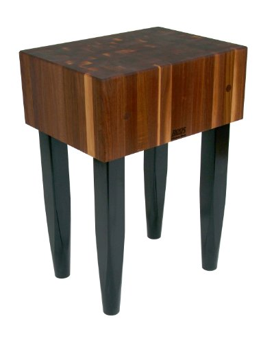 john boos butcher block table - 6