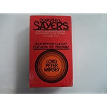 Dorothy Sayers Box Set (Four Mystery Classics Featuring the Inimitable Lord Peter Wimsey, Box Set: Whose Body?; Strong Poison; Five Red Herrings; Busman's Honeymoon)